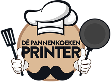 Dé Pannenkoekenprinter Logo